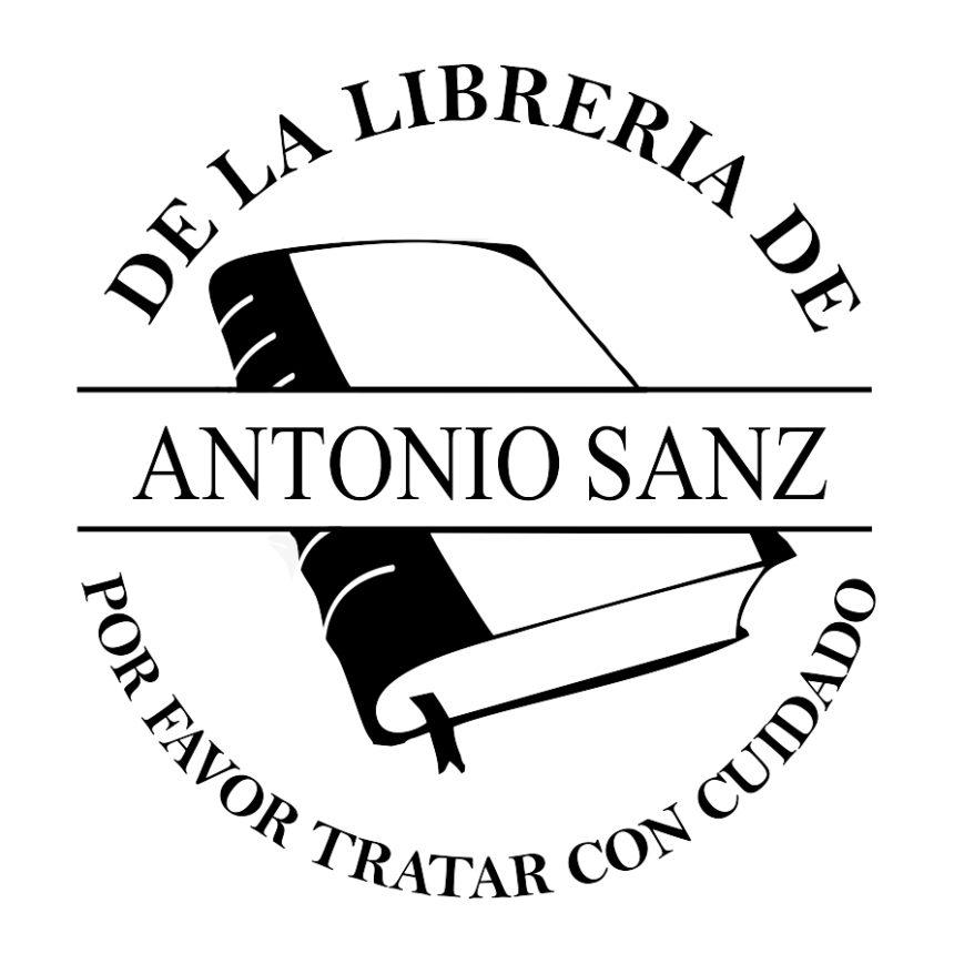 LIBRO ANTONIO SANZ
