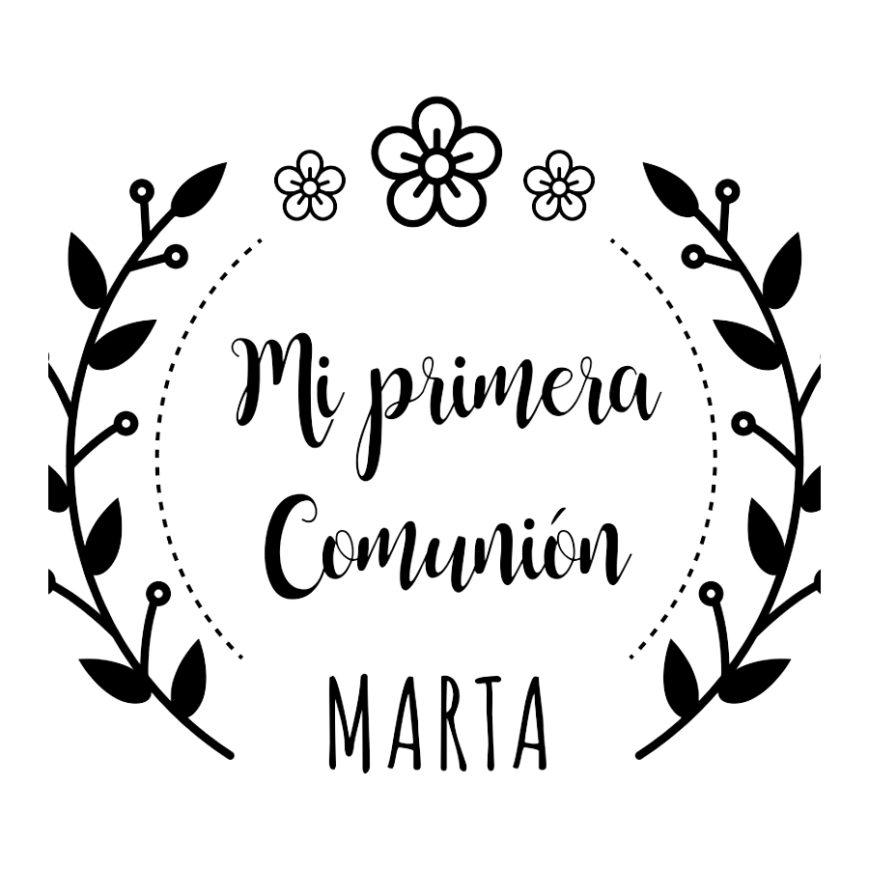 MARTA COMUNION