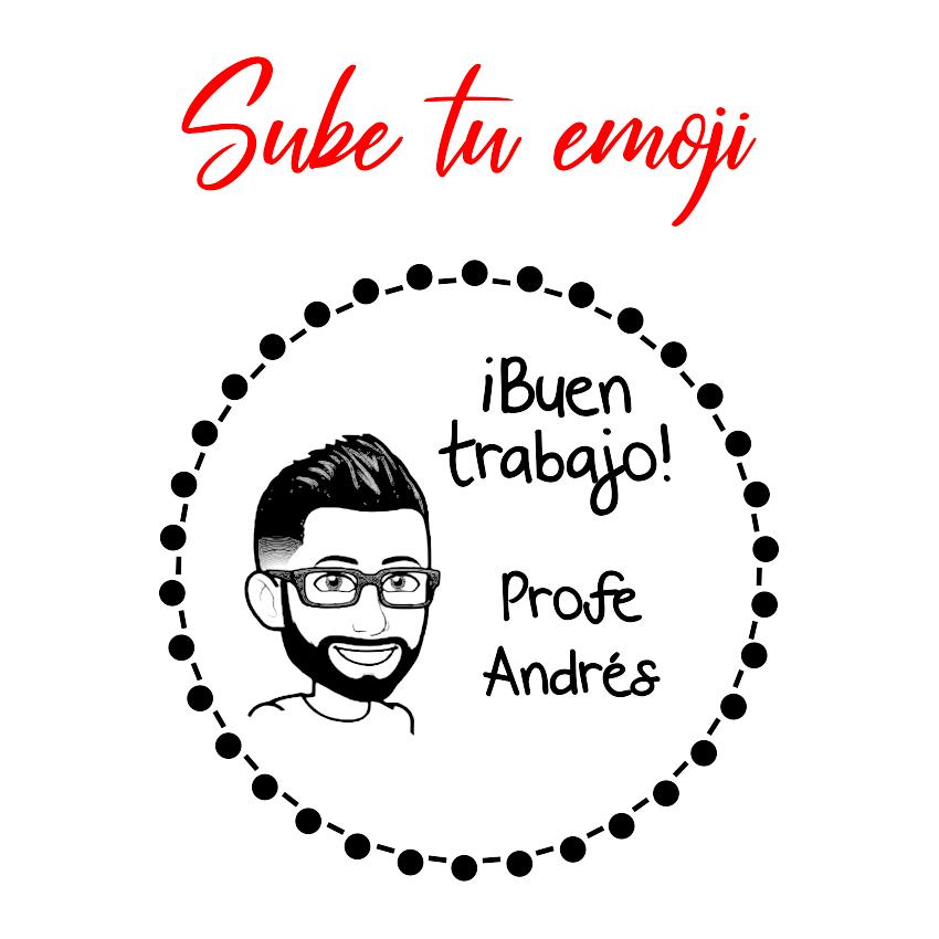 ANDRES EMOJI