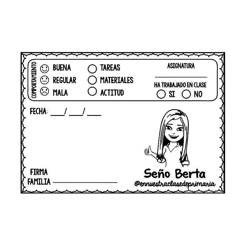 RECUADRO BERTA