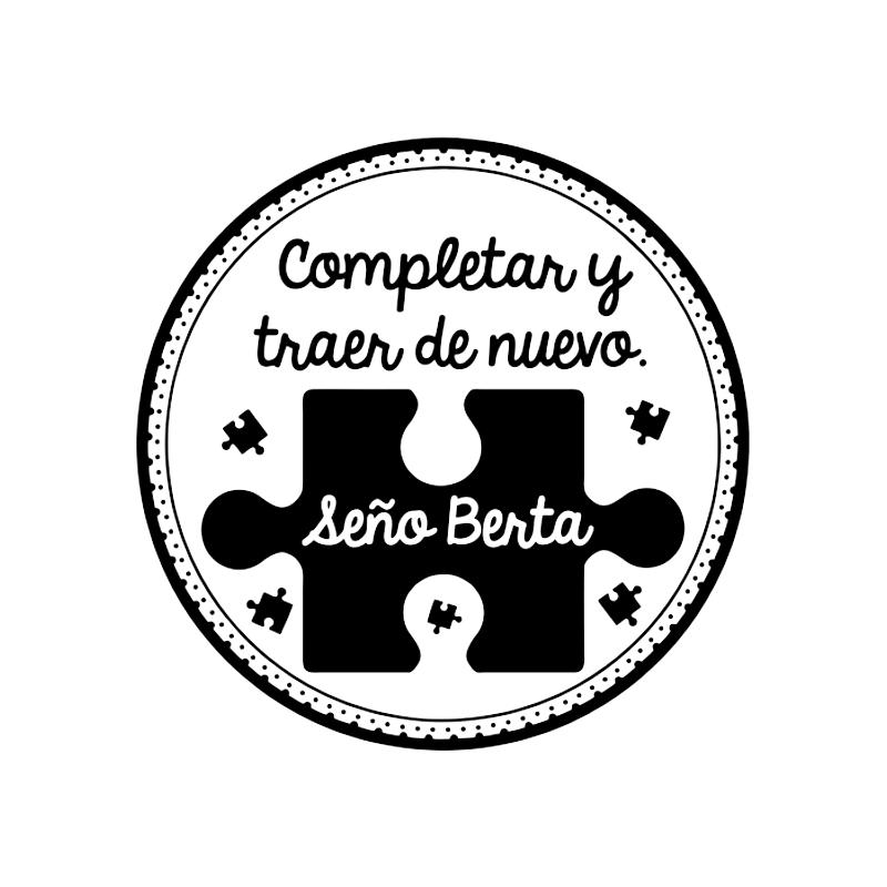 puzzle BERTA