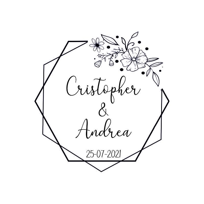 cristopher y Andrea