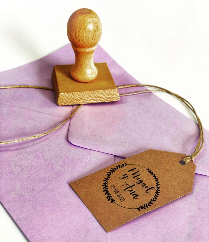 mockup sellos boda miguel y ana